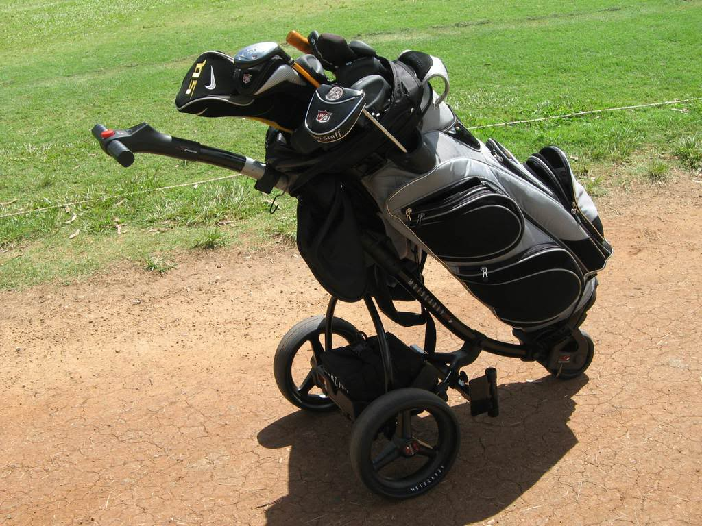 Review of Motocaddy S1 Trolley/Cart/Buggy | ShotTalk com