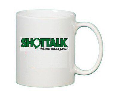 cup shot talk.